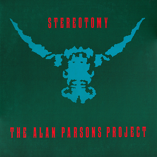 Alan Parsons Project - Stereotomy (Arista AL9-8384) (1985)