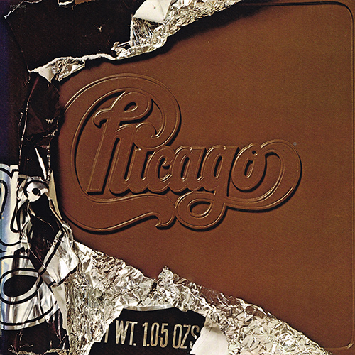 Chicago - Chicago X (Columbia PC 34200) (1976)