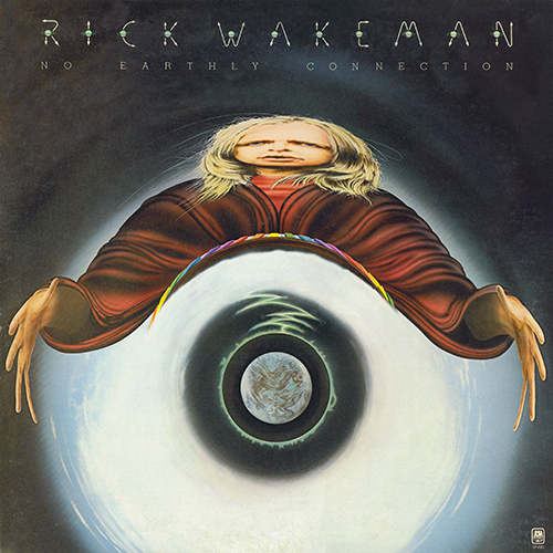 Rick Wakeman - No Earthly Connection (A&M SP-4583) (1976)