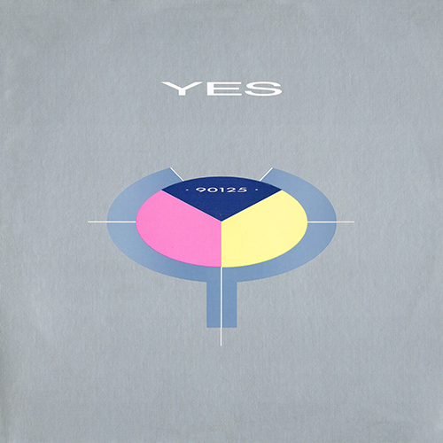Yes - 90125 (Atco A1 90125) (CRC) (1983)
