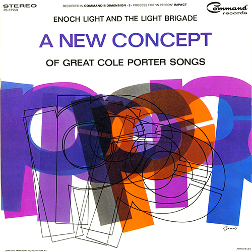 Enoch Light And The Light Brigade: A New Concept Of Great Cole Porter Songs (1965)