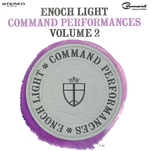 Enoch Light: Command Performances Volume 2 (1967)