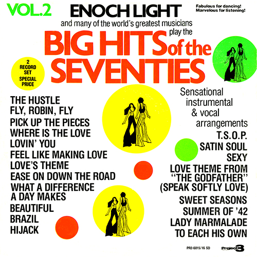 Enoch Light: Big Hits Of The Seventies Vol 2 (1975)