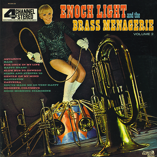 Enoch Light: Enoch Light And The Brass Menagerie Volume 2 (1969)