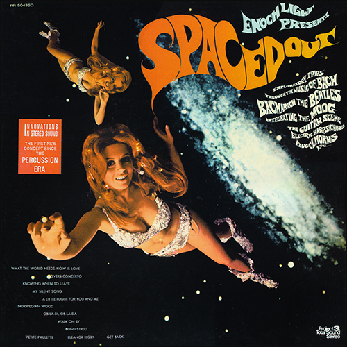Enoch Light: Spaced Out (1969)