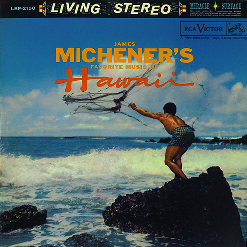 Jack De Mello: James Michener's Favorite Music Of Hawaii (1959)