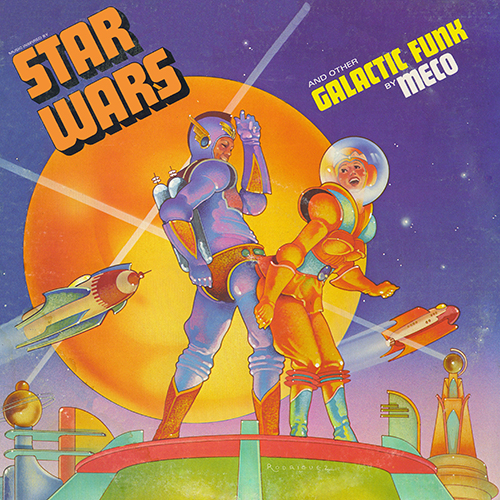 Meco: Stars Wars and Other Galactic Funk (1977)