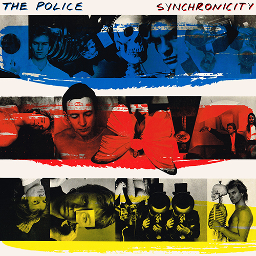 The Police - Synchronicity [A&M SP-3735] (1983)